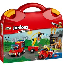 LEGO FIRE PATROL SUITCASE JUNIORS
