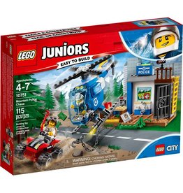 LEGO MOUNTAIN POLICE CHASE JUNIORS