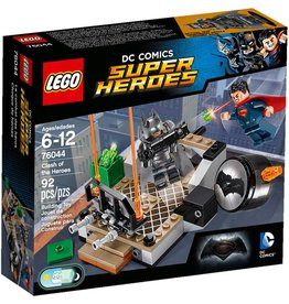 LEGO CLASH OF THE HEROES*