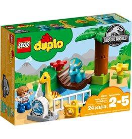 LEGO GENTLE GIANTS PETTING ZOO