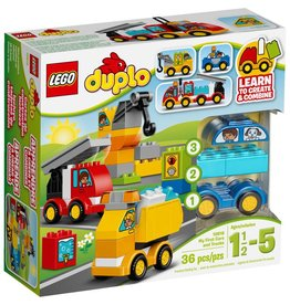 LEGO MY FIRST CARS AND TRUCKS DUPLO