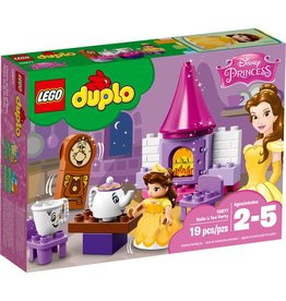 LEGO BELLE'S TEA PARTY DUPLO
