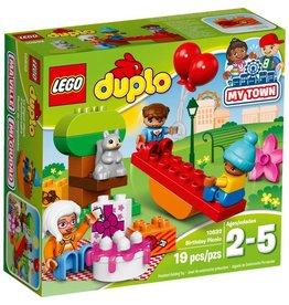LEGO BIRTHDAY PICNIC DUPLO
