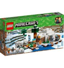 LEGO THE POLAR IGLOO MINECRAFT