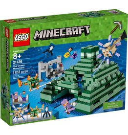 LEGO THE OCEAN MONUMENT MINECRAFT*