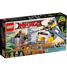 LEGO MANTA RAY BOMBER