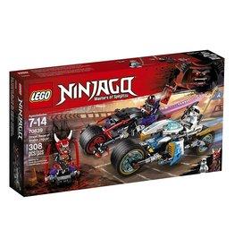 LEGO STREET RACE OF SNAKE JAGUAR