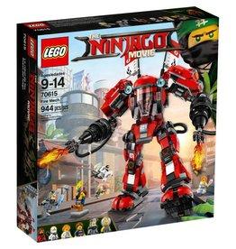LEGO FIRE MECH