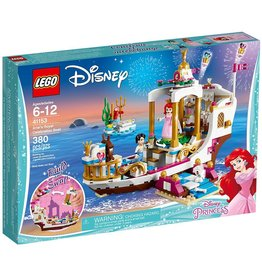 LEGO ARIEL'S ROYAL CELEBRATION BOAT