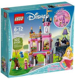 LEGO SLEEPING BEAUTY'S FAIRYTALE CASTLE