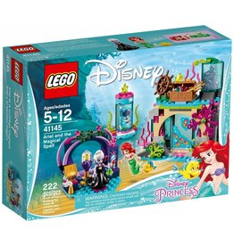 LEGO ARIEL AND THE MAGICAL SPELL*