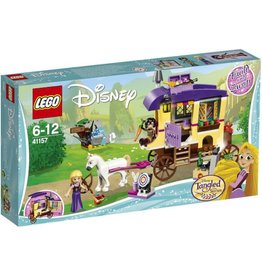 LEGO RAPUNZEL'S TRAVELING CARAVAN