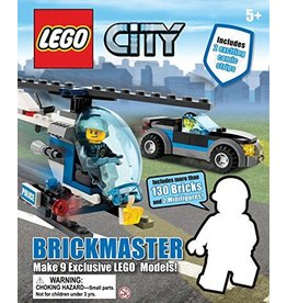 DK PUBLISHING BRICKMASTER LEGO CITY**