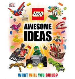 DK PUBLISHING LEGO AWESOME IDEAS HB