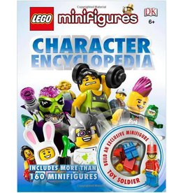 DK PUBLISHING LEGO MINIFIGURES: CHARACTER ENCYCLOPEDIA HB