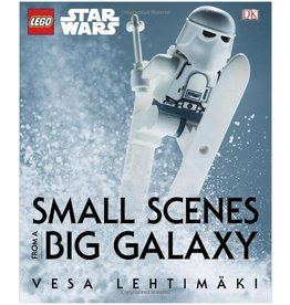 DK PUBLISHING LEGO STAR WARS THROUGH A LENS SMALL SCENES BIG GALAXY HB