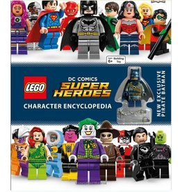 DK PUBLISHING LEGO DC COMICS CHARACTER ENCYCLOPEDIA HB