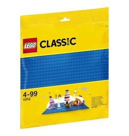 LEGO BLUE LEGO BASEPLATE
