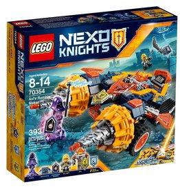 LEGO AXL'S RUMBLE MAKER*