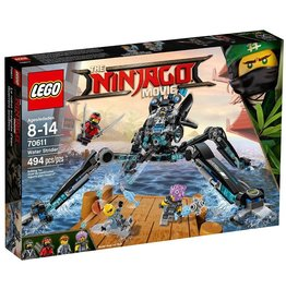 LEGO WATER STRIDER NINJAGO