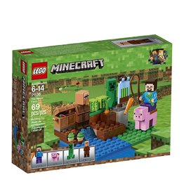 LEGO THE MELON FARM MINECRAFT*
