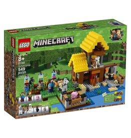 LEGO THE FARM COTTAGE MINECRAFT