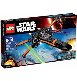 LEGO POE'S X-WING FIGHTER*