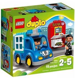 LEGO POLICE PATROL DUPLO