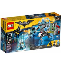 LEGO MR FREEZE ICE ATTACK