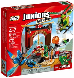 LEGO LOST TEMPLE JUNIORS*