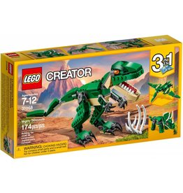 LEGO MIGHTY DINOSAURS CREATOR