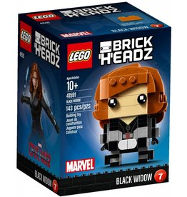 LEGO BRICKHEADZ BLACK WIDOW*