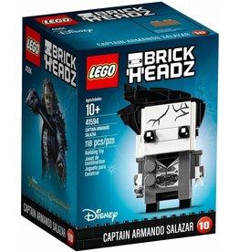 LEGO BRICKHEADZ CAPTAIN ARMANDO SALAZAR*