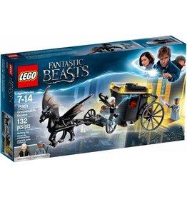 LEGO GRINDELWALD'S ESCAPE