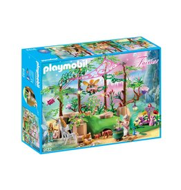 PLAYMOBIL MAGICAL FAIRY FOREST PLAYMOBIL