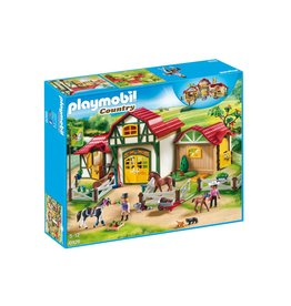 PLAYMOBIL HORSE FARM PLAYMOBIL