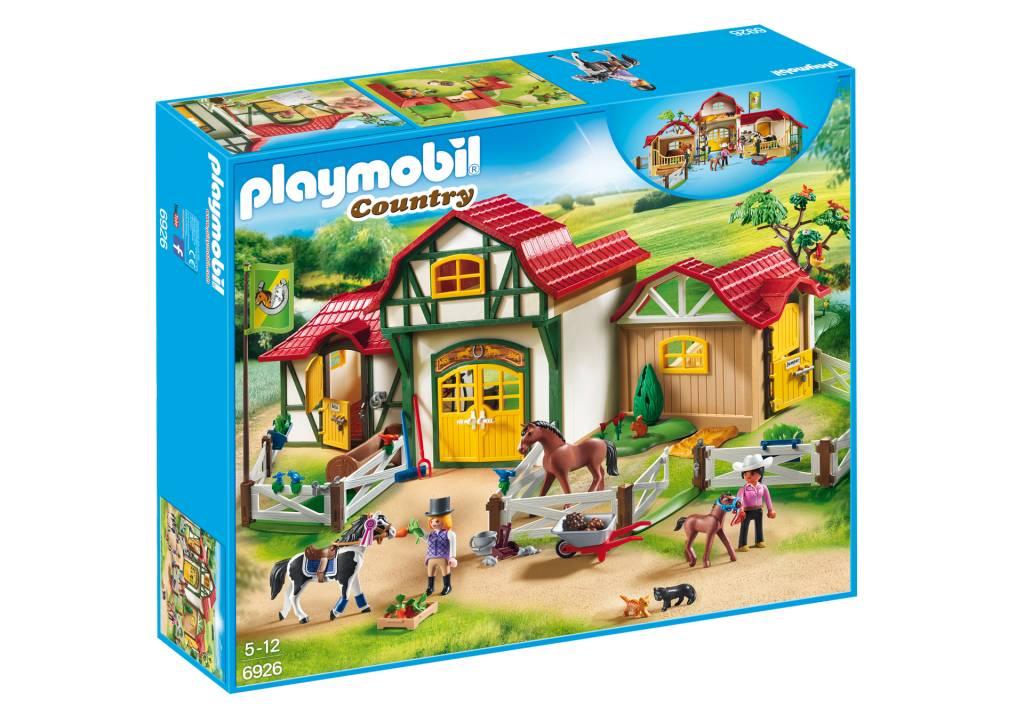PLAYMOBIL HORSE FARM PLAYMOBIL