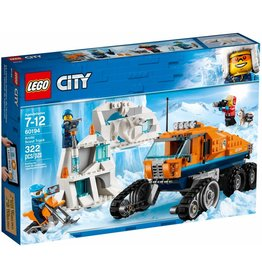 LEGO ARCTIC SCOUT TRUCK