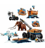 LEGO ARCTIC MOBIL EXPLORATION BASE