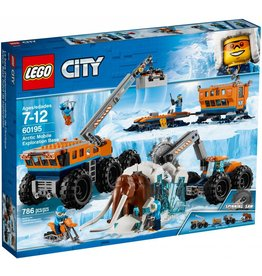LEGO ARCTIC MOBIL EXPLORATION BASE