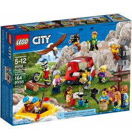 LEGO OUTDOOR ADVENTURES PEOPLE PACK