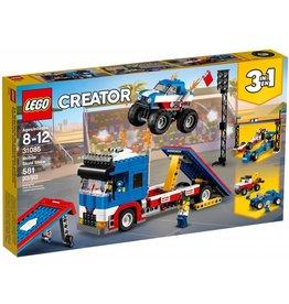 LEGO MOBIL STUNT SHOW