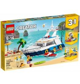 LEGO CRUISING ADVENTURES
