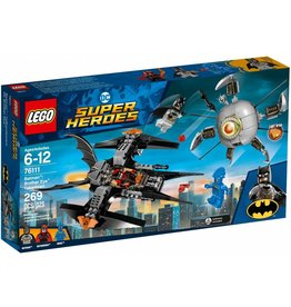 LEGO BATMAN: BROTHER EYE TAKEDOWN
