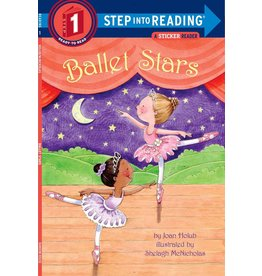 RANDOM HOUSE BALLET STARS PB HOLUB (STEP INTO READING)