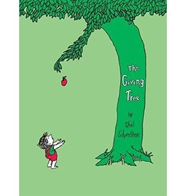 HARPERCOLLINS PUBLISHING GIVING TREE HB SILVERSTEIN