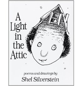 HARPERCOLLINS PUBLISHING LIGHT IN THE ATTIC HB SILVERSTEIN