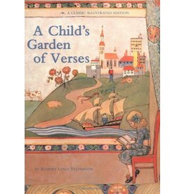 CHRONICLE PUBLISHING CHILD'S GARDEN OF VERSES HB STEVENSON