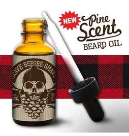 Grave Before Shave Grave Before Shave 1 oz. Beard Oil - Pine