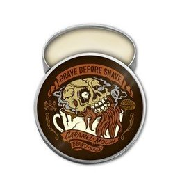 Grave Before Shave Grave Before Shave 2 oz. Beard Balm - Caramel Mocha